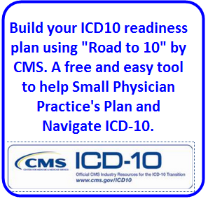 ICD10 - Getting Ready